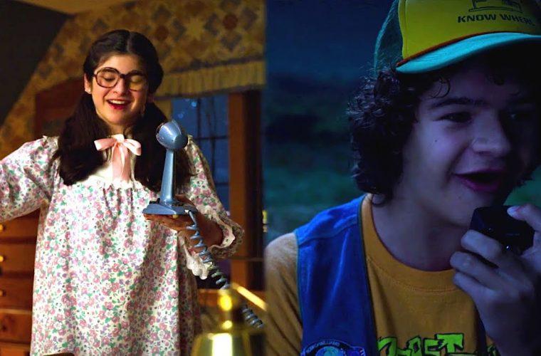 Perché il mondo è impazzito per il duetto di Dustin e Suzie in Stranger Things 3
