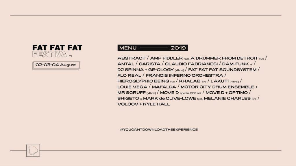 fat fat fat festival | Collater.al