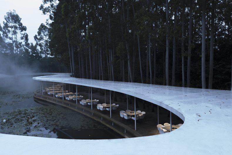 Garden Hotpot Restaurant, il ristorante che si nasconde nella foresta.