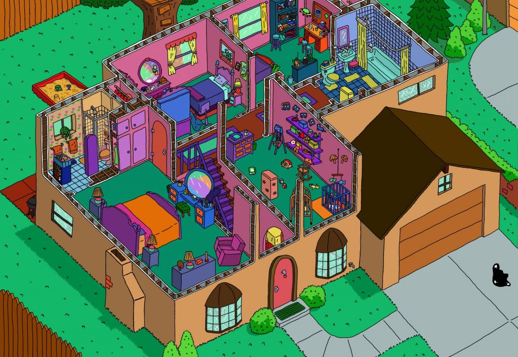 i Simpson The Simpsons | Collater.al