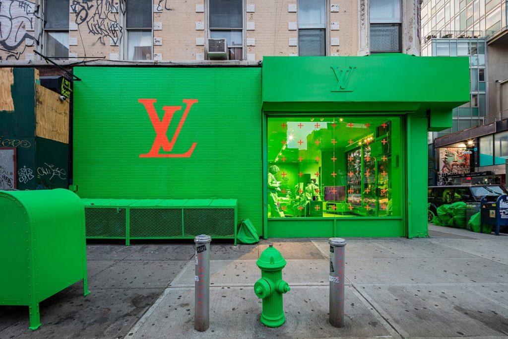 louis vuitton virgil abloh new york | Collater.al