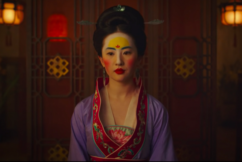 Mulan's coming back next March. Watch the trailer!