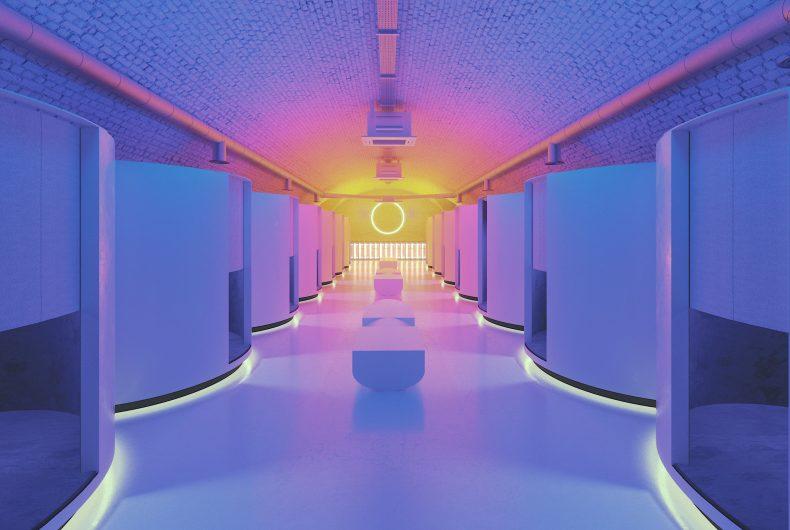 Otherworld, l'arcade bar multisensoriale progettato da Red Deer