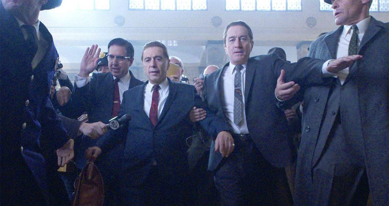 The Irishman: De Niro, Al Pacino e Joe Pesci insieme nell'ultima fatica di Scorsese.