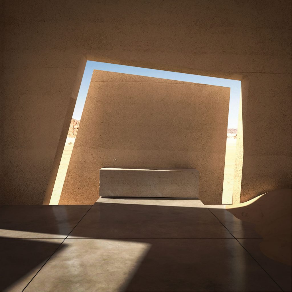 Christophe Benochou e il gioco di luci ed ombre nel deserto Collateral 2