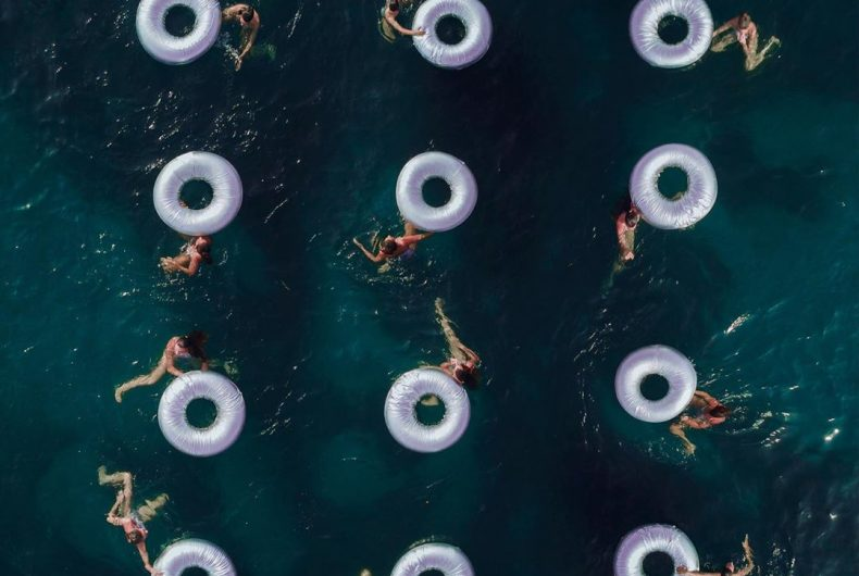 La fotografia aerea e geometrica di Costas Spathis