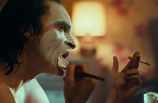 Joaquin Phoenix is the Joker in Todd Phillips' latest effort
