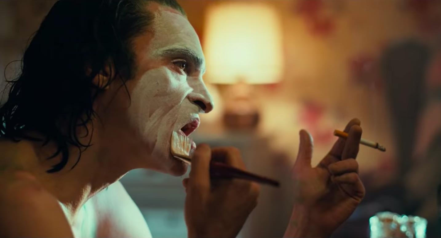 Joaquin Phoenix is the Joker in Todd Phillips' latest effort
