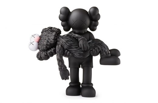 KAWS returns with its latest work, GONE