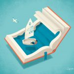 L'arte illustrata di Andrea De Santis. | Collater.al 1
