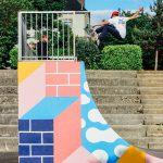 L'arte su griglie geometriche di Thomas Lateur. | Collater.al 1