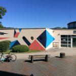 L'arte su griglie geometriche di Thomas Lateur. | Collater.al 10
