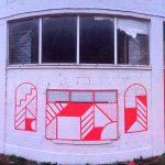 L'arte su griglie geometriche di Thomas Lateur. | Collater.al 11
