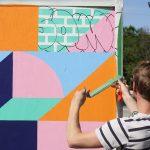 L'arte su griglie geometriche di Thomas Lateur. | Collater.al 4
