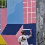 L'arte su griglie geometriche di Thomas Lateur. | Collater.al 5