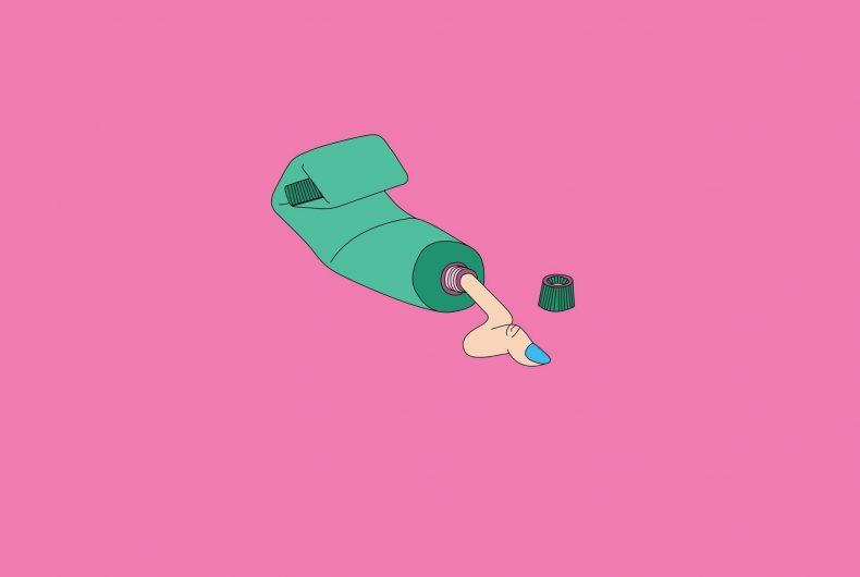 Le colorate e dissacranti illustrazioni di Chloe Bennett