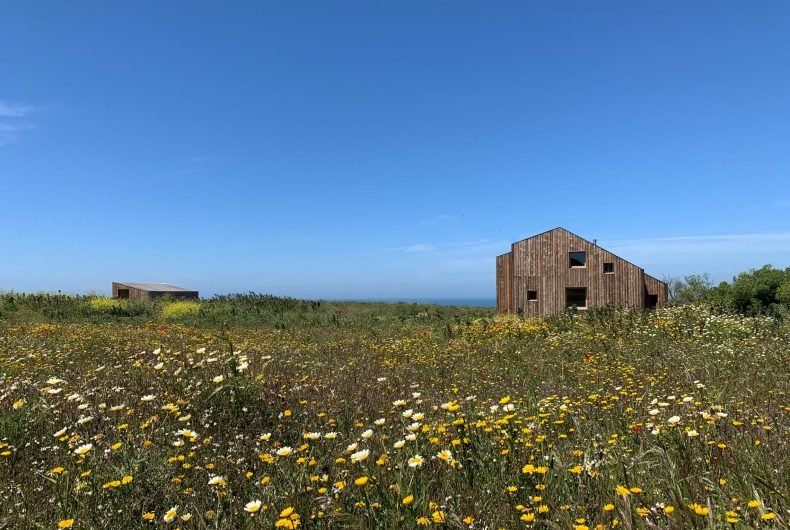 Studio Combo, l'hotel ecosostenibile ricavato da due case abbandondate