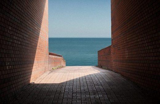 The Framed Sea, le affascinanti illusioni di Levan Kiknavelidze
