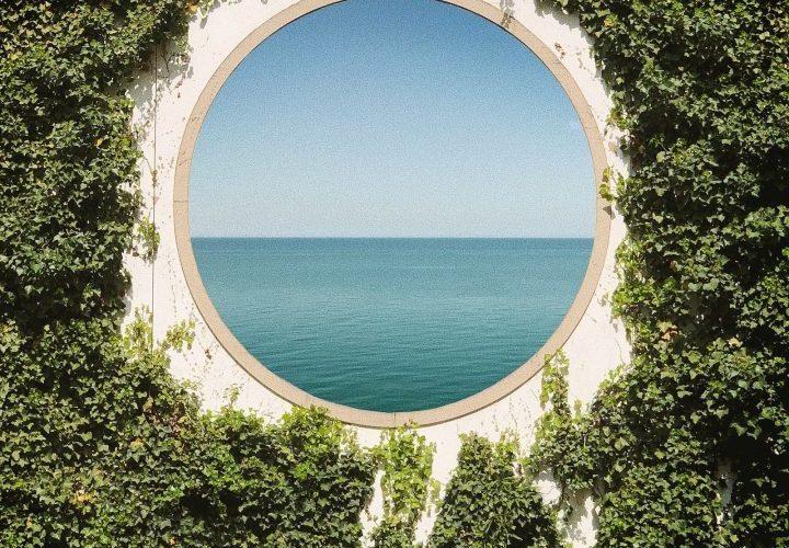 The Framed Sea, Levan Kiknavelidze amazing illusions