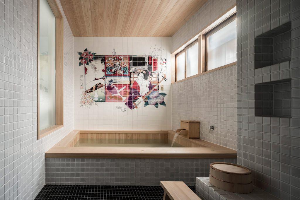Trunk House, il mini hotel nelle strade di Tokyo | Collater.al