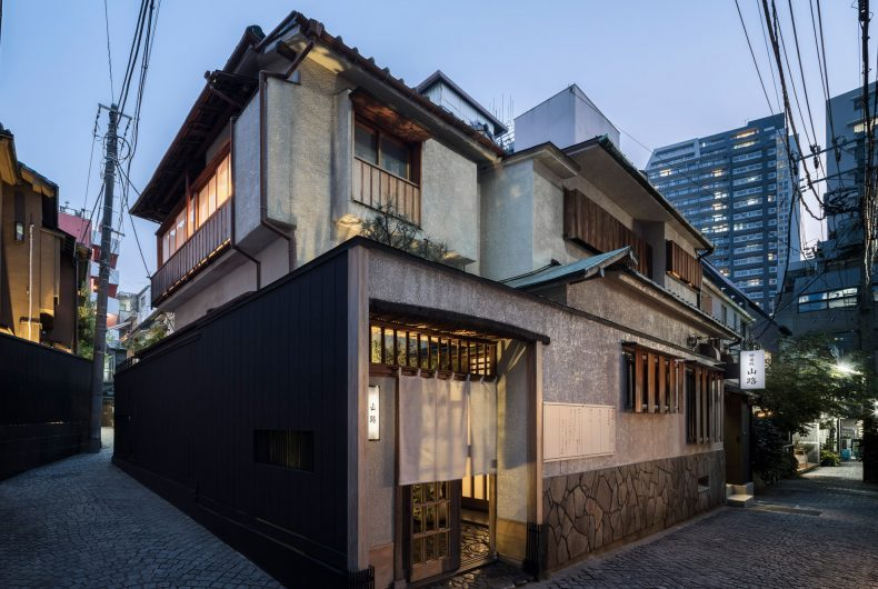 Trunk House, the boutique hotel in the streets of Tokyo