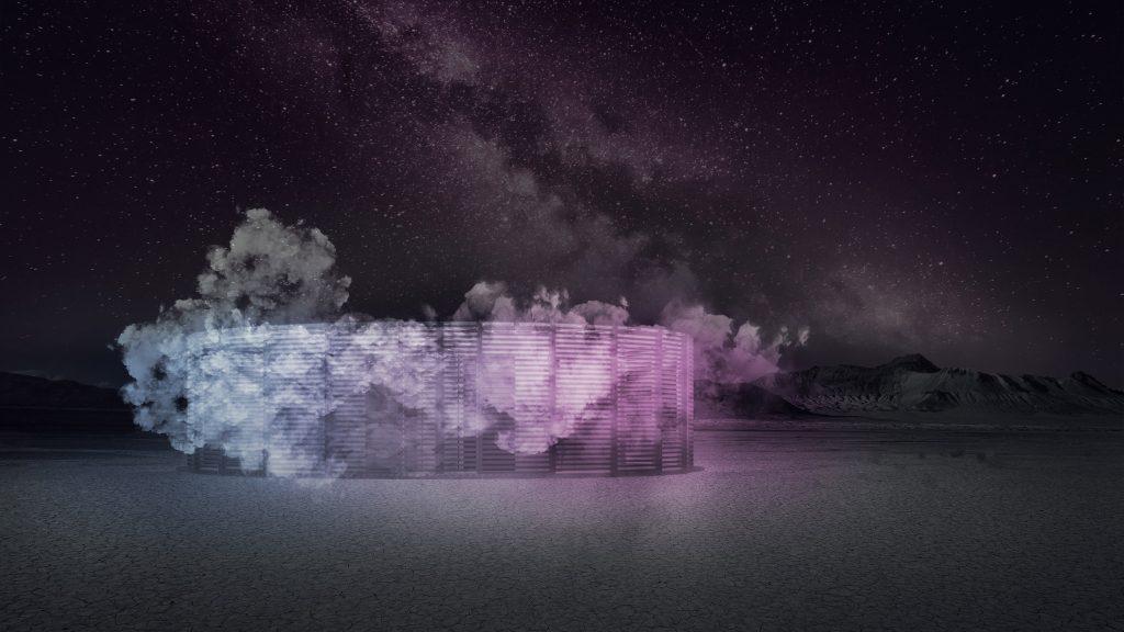 Una sauna sorgerà in mezzo al deserto del Nevada Collateral 1