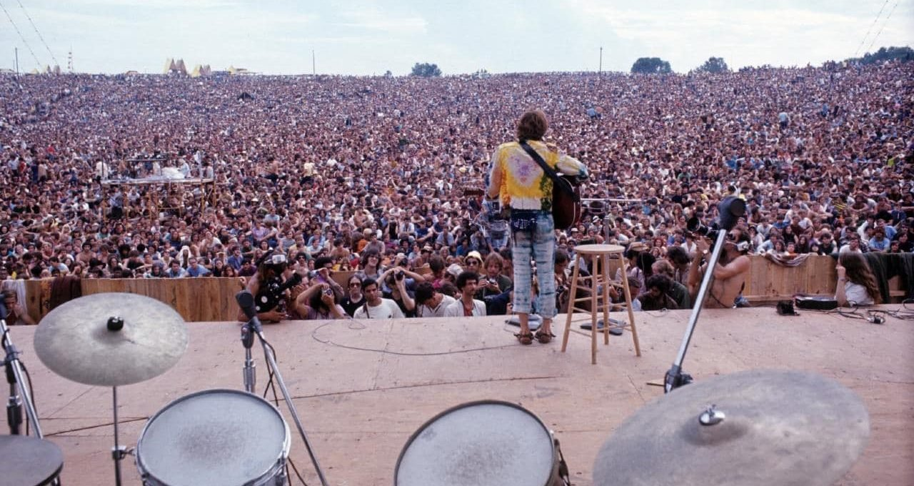 Woodstock: 5 performances to celebrate the 50th anniversary