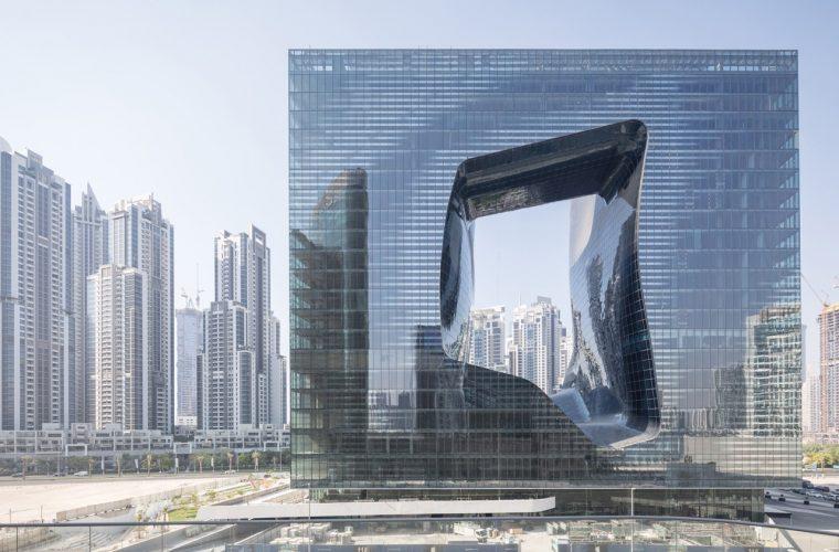 Zaha Hadid Architects plasma un nuovo edificio a Dubai