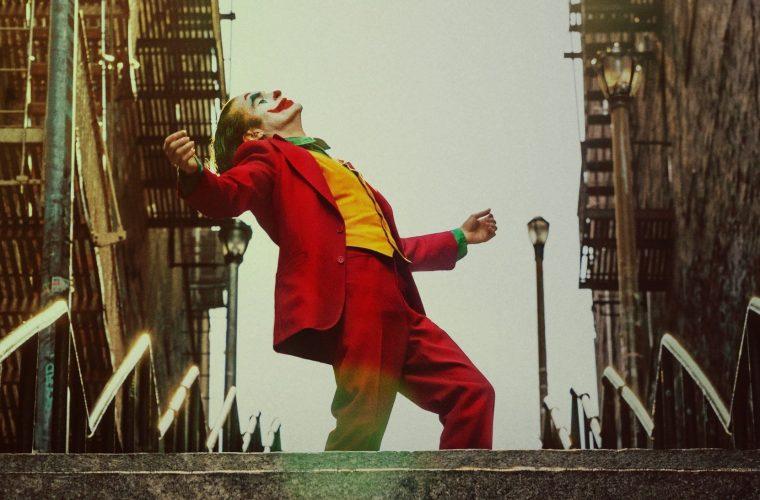 Joaquin Phoenix è Joker nell'ultima fatica di Todd Phillips