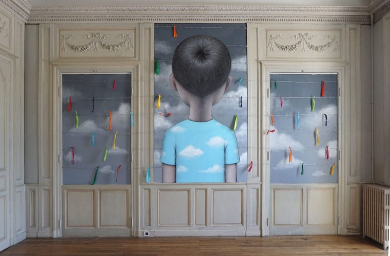 """""""1, 2, 3, Soleil"""", la mostra di Seth tra classico e contemporaneo"""