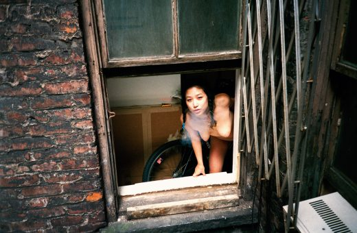 The shameless and intimate photography by Sandy Kim