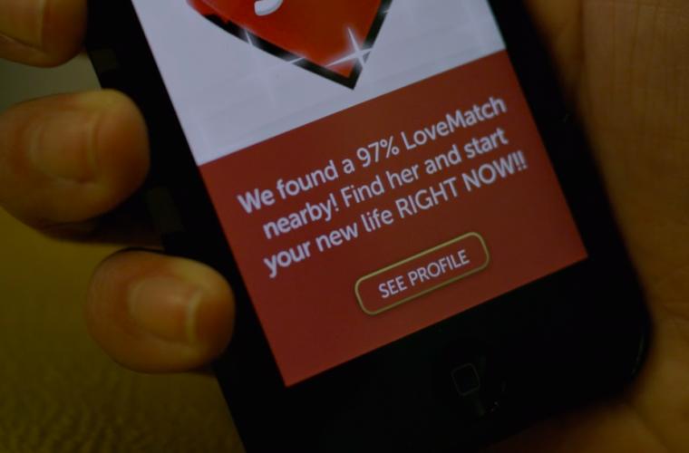97%, perché cercare l'amore online quando è intorno a noi?