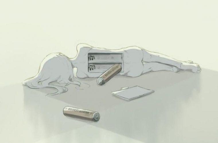 L'illustratore giapponese che rappresenta gli stati d'animo