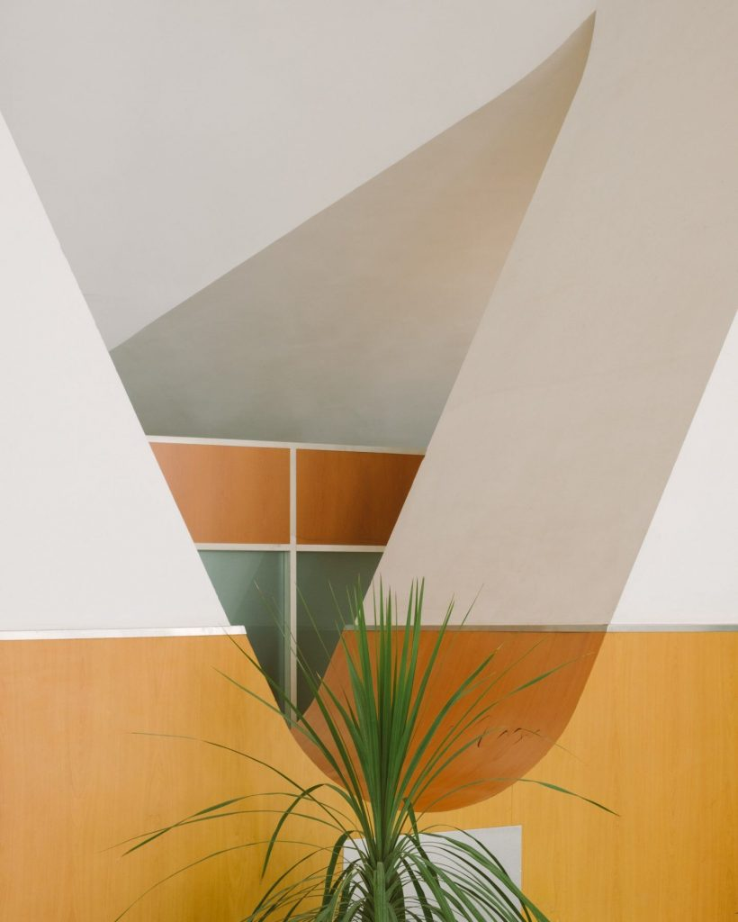Clemente Vergara, il trionfo delle geometrie | Collater.al