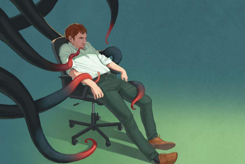 Il mondo e i suoi difetti nelle illustrazioni di Daniel Garcia