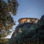 Eagle Rock Cliffs Hotel Duoxiangjie Architectural Design | Collater.al 5