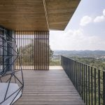 Eagle Rock Cliffs Hotel Duoxiangjie Architectural Design | Collater.al 6