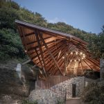 Eagle Rock Cliffs Hotel Duoxiangjie Architectural Design | Collater.al 9m