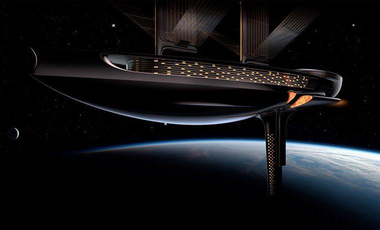 GalaXsea Project, il primo hotel orbitale di Eugeni Quitllet