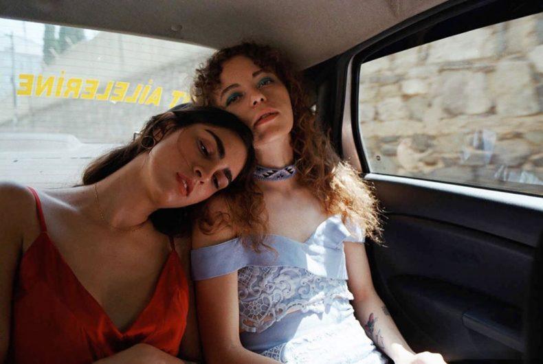 Gli scatti fashion del fotografo Can Sever
