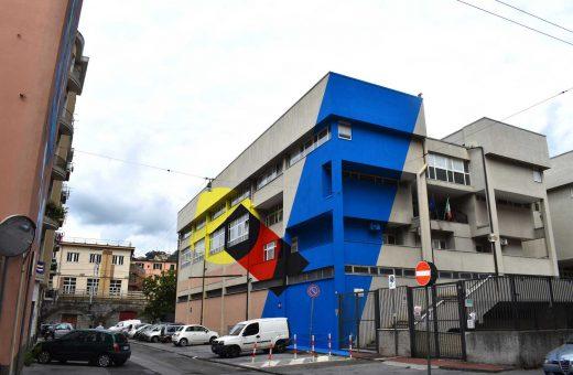 Greg Jager porta a Genova un nuovo punto di vista