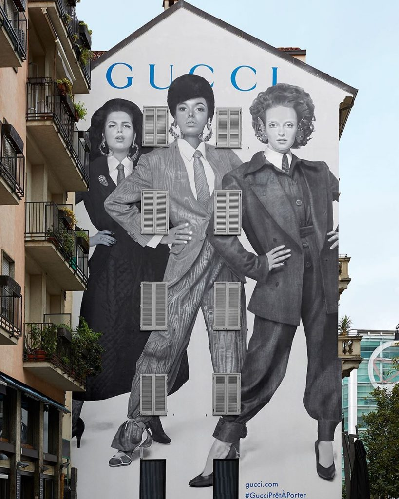 Gucci ArtWall | Collater.al copia