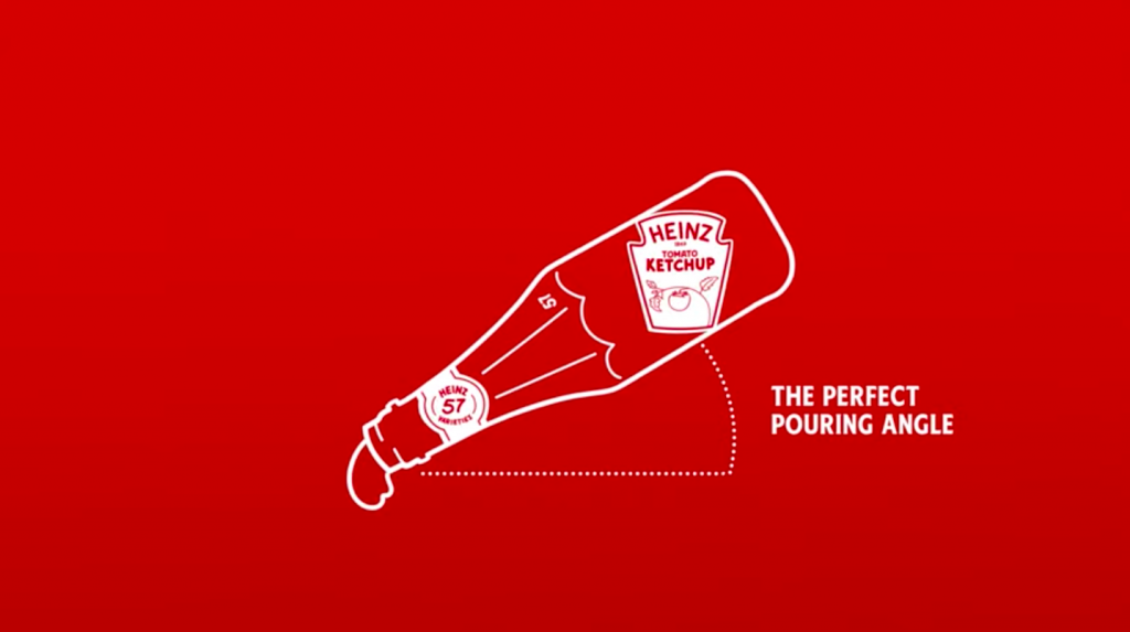 Heinz ketchup | Collater.al