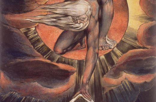 I dipinti di William Blake invadono le strade di Londra