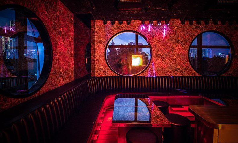 The retro Italian nightclub in Shanghai signed by ALL