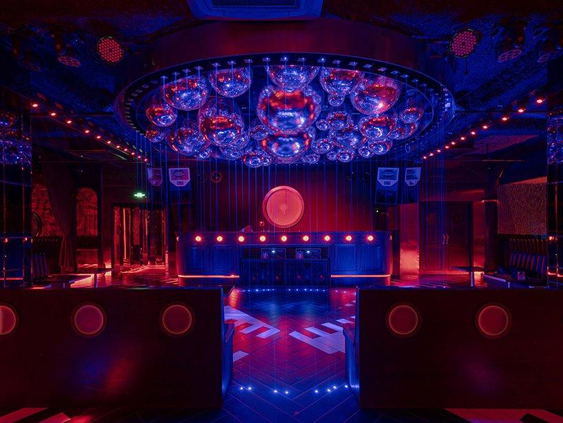 Il nightclub italiano retrò a Shanghai firmato ALL
