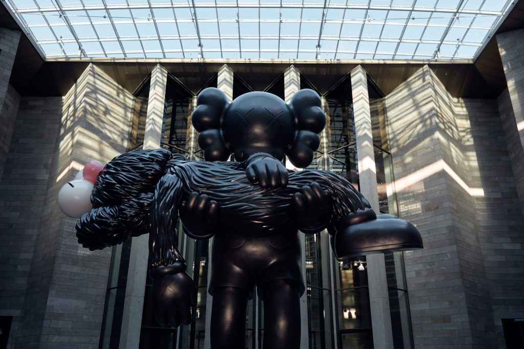 KAWS Companionship In The Age Of Loneliness | Collater.al