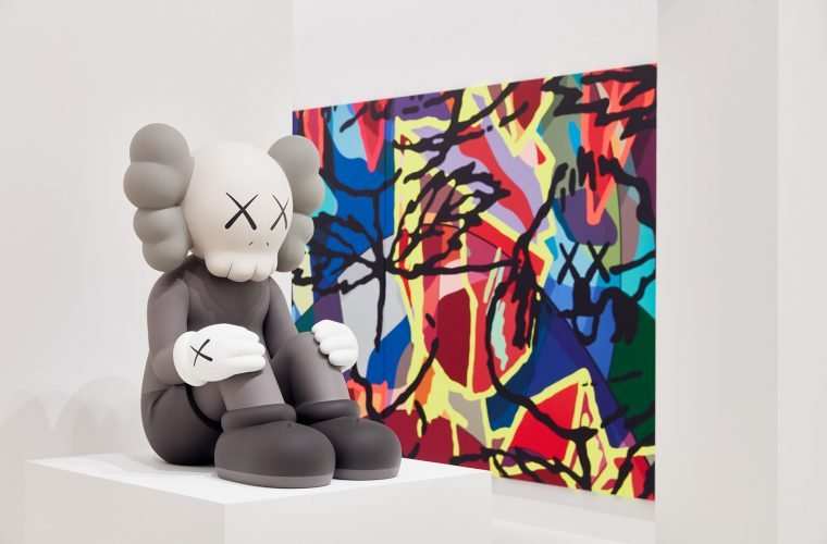"Ecco come sarà la mostra ""KAWS: Companionship In The Age Of Loneliness"""