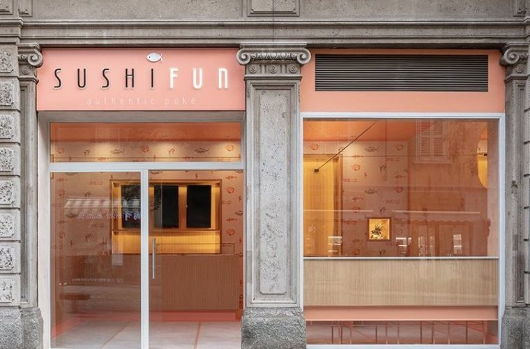 The SushiFun in Milan, where Japan meets the West