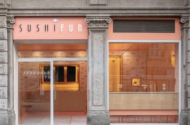 Il SushiFun di Milano, dove il Giappone incontra l'Occidente